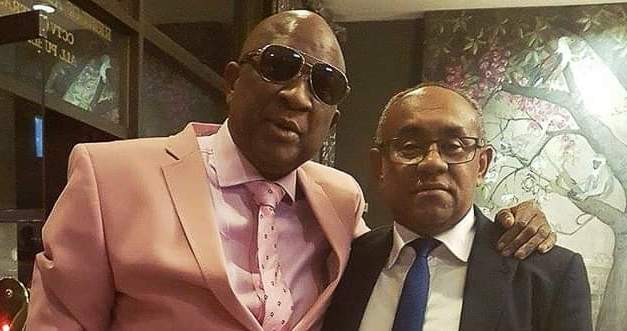 Chiyangwa ally and CAF President Ahmad Ahmad gets 5 year FIFA ban..Booted out of 2021 elections