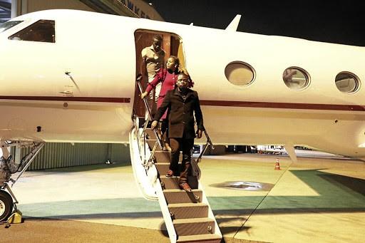 Prophet  Shepherd Bushiri, Wife Prevented From Leaving Malawi Airport