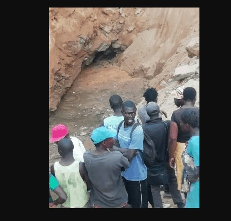 BREAKING News: 40 illegal gold miners feared dead after Bindura Ran Mine collapse ..PICTURES, VIDEO