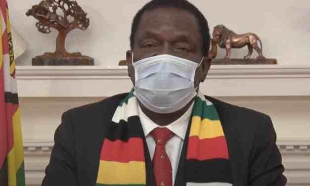 President Mnangagwa World Aids Day National Address