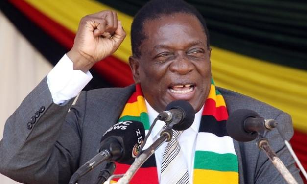 Dancehall duet to release Emmerson Mnangagwa tribute song
