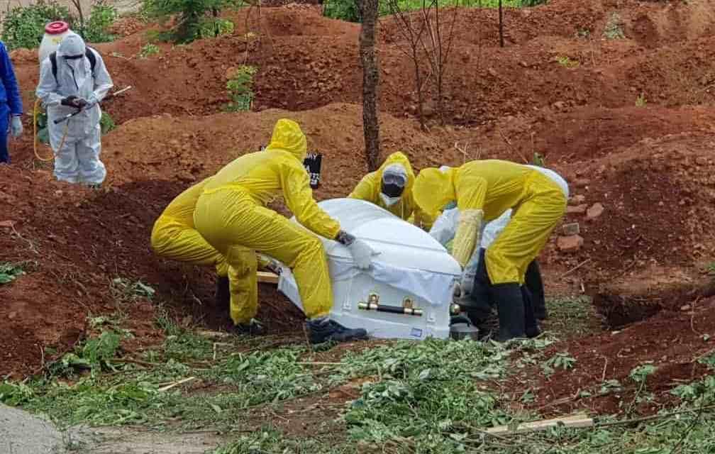 LATEST PICTURES: ZBC news journalist Janet Munyaka buried
