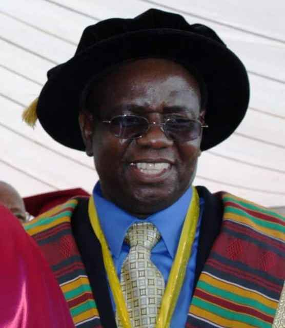 BREAKING: Africa University vice-Chancellor dies