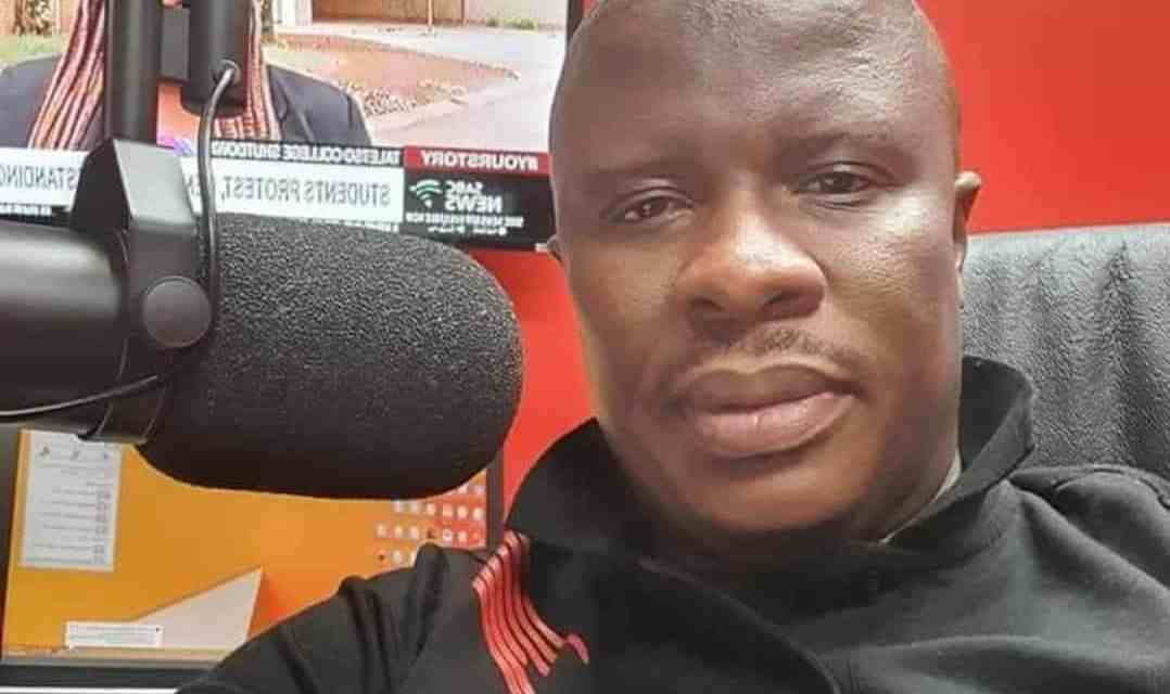 Kabelo KB Molopyane:  MOTSWEDING FM presenter dies