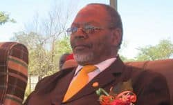 Aeneas Chigwedere Dies: COVID-19, Former Zimbabwe Education Minister is no More..BREAKING NEWS