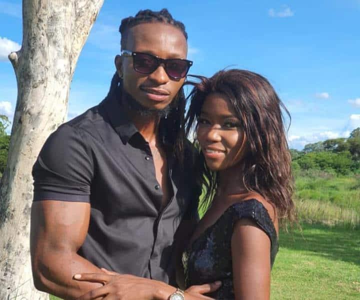 Nomagugu Ncube denies Baba Harare relationship