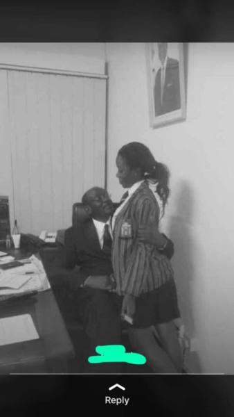 VP Kembo Mohadi demands sex from Byo student he helped with school fees…REPORT