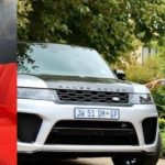 Minnie Dlamini surprises Basetsana Kumalo with a R3 Million Range Rover