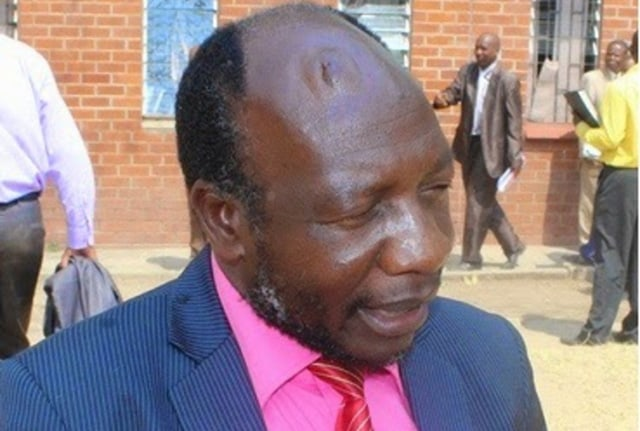 Chitungwiza 'land baron' Mabamba collapses in remand prison, dies-report