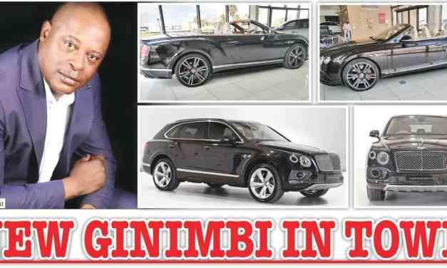 Amos Tsopota, SA based Zim forex trader buys R15.6 million cars..pictures