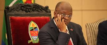 Tanzanian President Magufuli 'who downplayed existence of COVID 19, contracts it, hospitalised in Kenya?