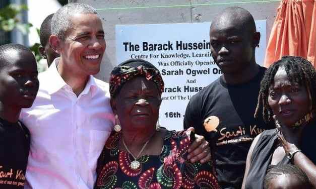 Ex-US President Barack Obama's Kenyan grandmother dies, aged 99