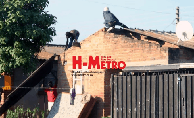 Glen View: Harare landlady removes door, roofing sheets to force defaulting tenants pay rent
