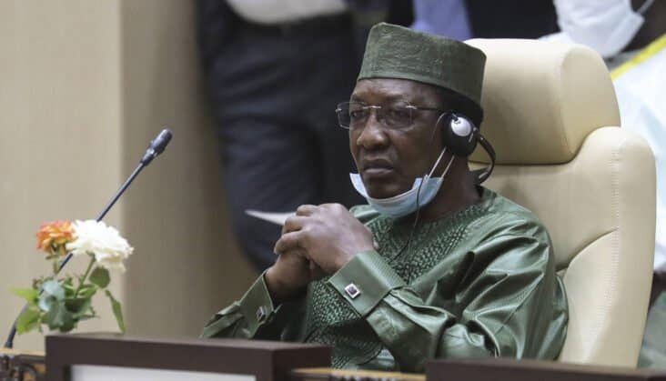Chad's President Idriss Deby killed by terrorists on battlefield days after winning elections