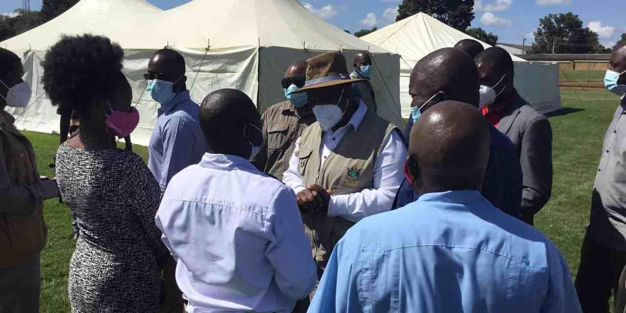 Vice President Chiwenga dates Chilonga