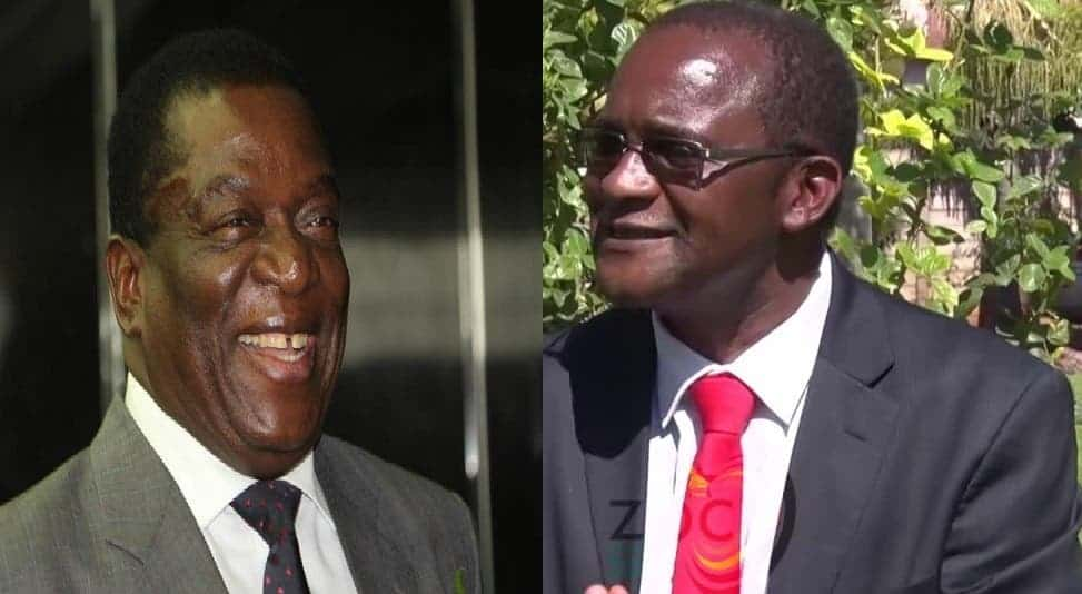 Mwonzora effect pays off for ED as Bill 2 sails through