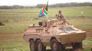 SA National Defence Force troops in Mozambique to evacuate South Africans