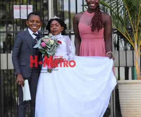 "Harare couple WEDS after meeting on ""Little People"" Whatsapp group"
