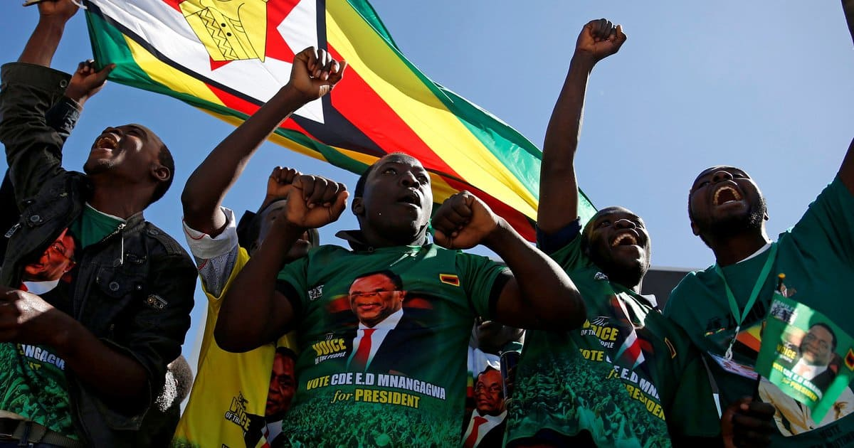 You are Satanists: Ruling Zanu PF told