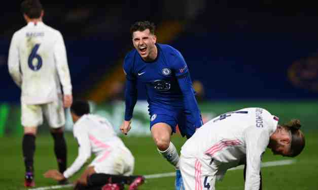 Chelsea beat Real Madrid to reach Champions League final