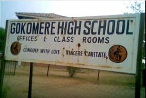 Gokomere High Student Dislocates Shoulder After Assault By Mission Guards