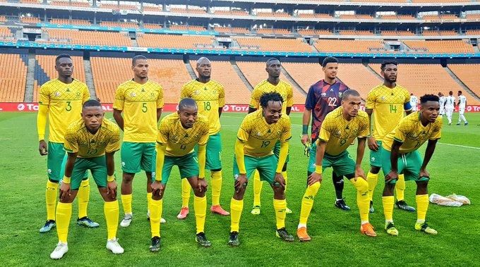 South Africa, Hugo Broos appointed Bafana Bafana coach