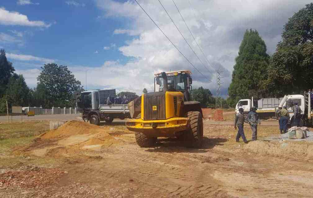 BREAKING: City of Harare removes illegal sand selling points…PICTURES…
