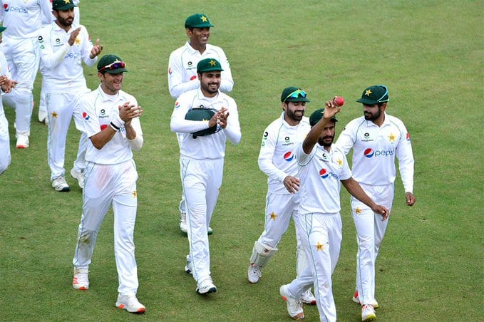 Zimbabwe squad against Pakistan for 2nd Test series starting today named