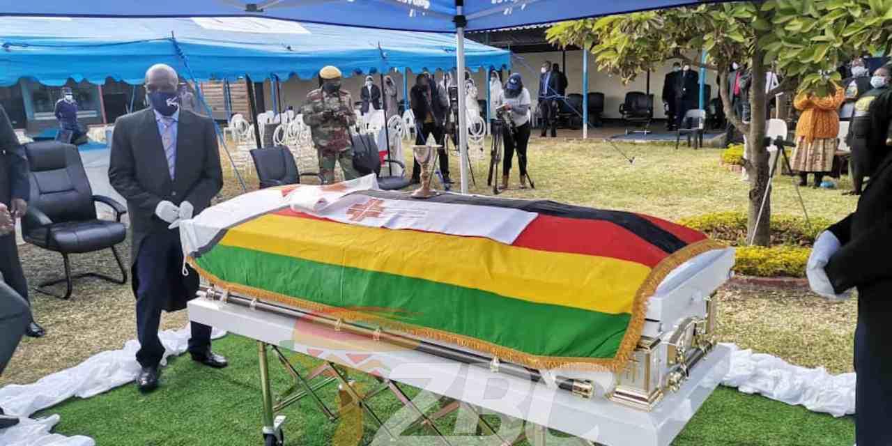 UPDATE: National hero Father Ribeiro's burial