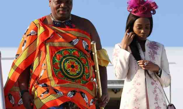 eSwatini refutes reports that King Mswati has fled the country amid violent pro-democracy protests