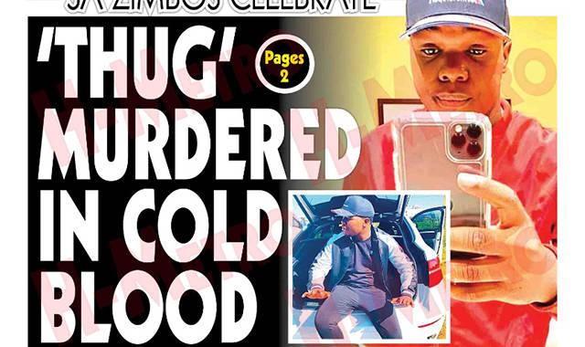 Ronnie Macmillan: Zim 'thug' shot dead in Midrand, South Africa