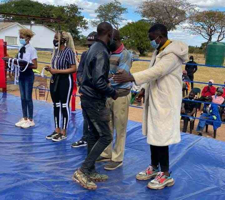 Vic Falls wins national Boxing tourney as calls for Sponsorship widen