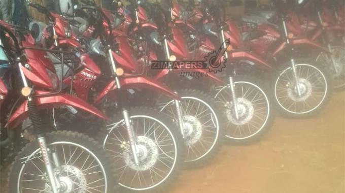 Muzarabani Councilors 'sacrifice' allowances to buy Motorcycles