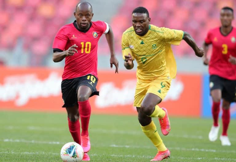 COSAFA CUP FINAL… Updates…Bafana Bafana vs Lions of Teranga, nil all at FT; extra time follows