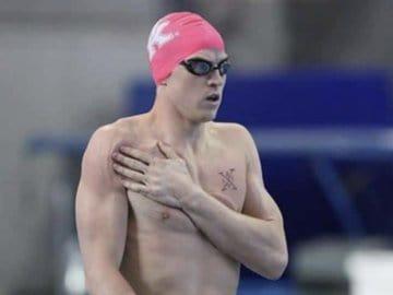 Zimbabwean swimmer sets new national record