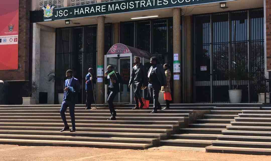 Court frees pro-democracy campaigners, relaxes bail conditions