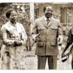 Mnangagwa mourns Zimbabwe's founding First Lady, says she was so humble