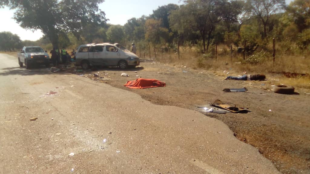 3 killed, 15 injured in another Toyota Granvia road accident
