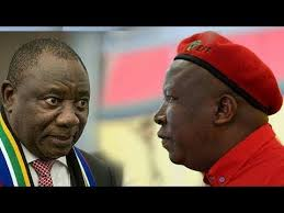 Malema gives 'clueless' Ramaphosa until end of day to clarify on the deployment of soldiers