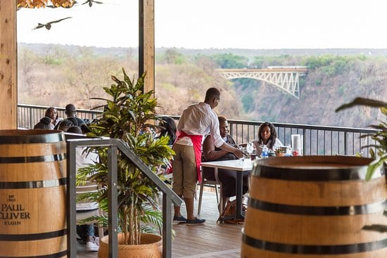 Victoria Falls restaurants allowed to serve sit-in customers