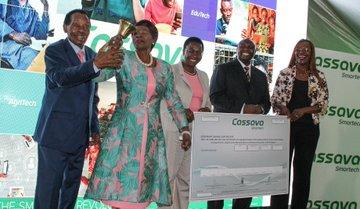 Cassava Smartech rebrands to EcoCash Holdings