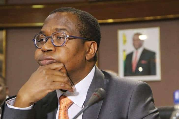 Mthuli Ncube threatens businesses pricing goods using black market rates