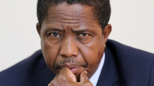 Ex-Zambian President Lungu deletes Facebook Account says people are mocking me