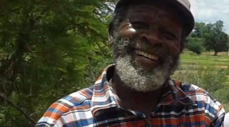 Desmond Maringwa's father dies