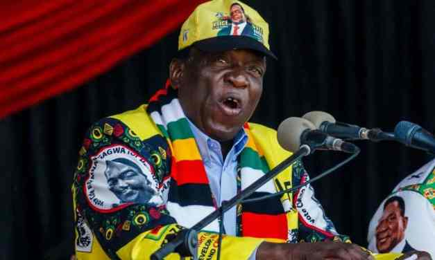 VIDEO: What happened in Zambia will never take place in Zimbabwe- vows Mnangagwa