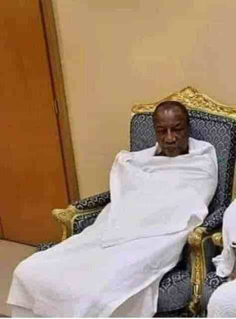 Toppled Guinean President Alpha Condé released from military captivity