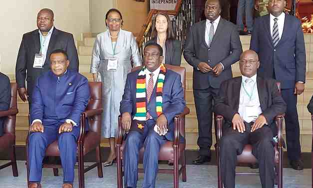 Our judges' appointment system is best, they are subjected to public interviews- President Mnangagwa