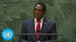 SPEECHVIDEO: Zambia inspires Africa on elections- says President HH addressing UNGA
