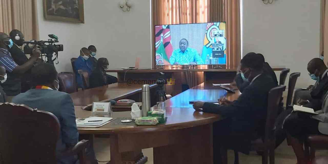 Mnangagwa to attend UN General Assembly online in order to save money