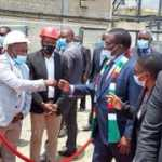 President Mnangagwa officiates at official re-opening of Eureka Gold Mine after US$60m capital injection